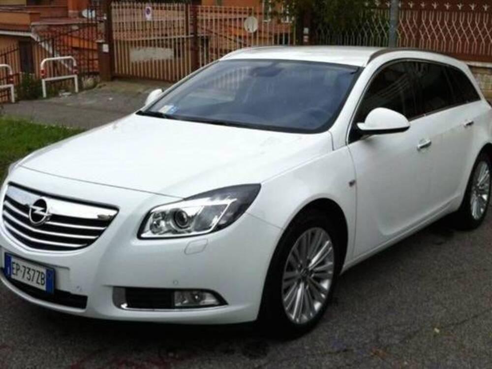 Opel Insignia CDTI 4x4 160CV 4 porte Cosmo Fleet del 2013 usata a Roma