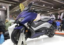 Prezzi e arrivi di Yamaha YZF-R6 e TMAX 2017