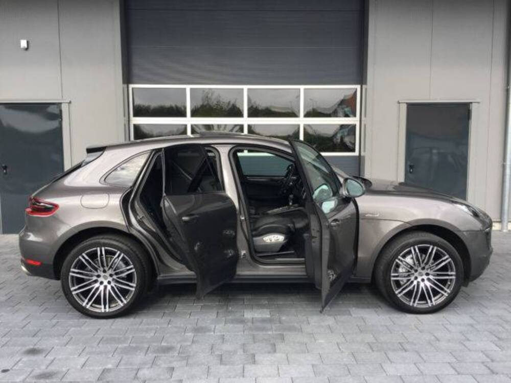Porsche Macan S Diesel del 2015 usata a Torino usata