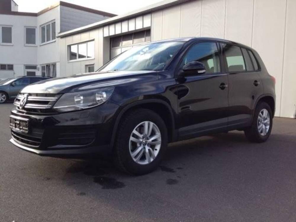Volkswagen Tiguan 1.4 TSI 122 CV Trend & Fun BlueMotion Technology del 2014 usata a San Giorgio di Piano usata