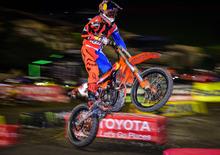 AMA Supercross, round 3: Anaheim-II