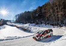 """WRC Monte-Carlo 2017, Latvala: """"Sempre sognato un'auto come la Toyota!"""""""