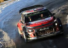 WRC 2017/Citroen. L'Acuto Finale della C3 WRC di Lefebvre