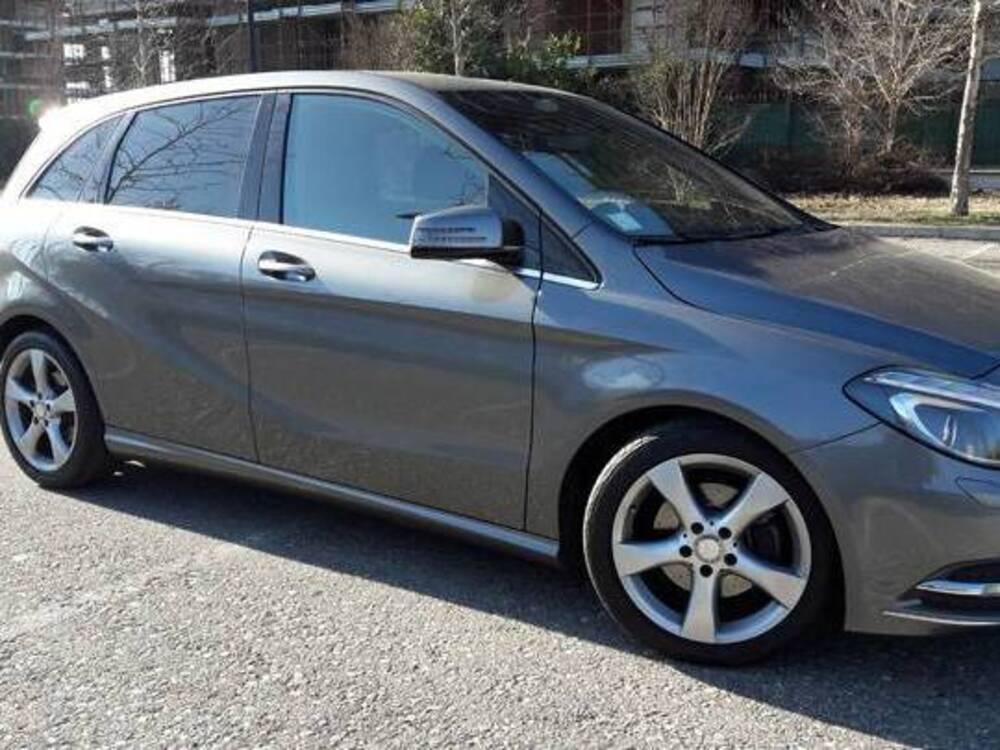 Mercedes-Benz Classe B 200 CDI Automatic Premium del 2013 usata a Segrate