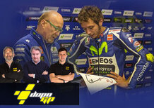 DopoGP con Nico e Zam. Galbusera e le novità Yamaha 2017