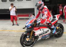 MotoGP 2017. Da lunedì i test a Sepang
