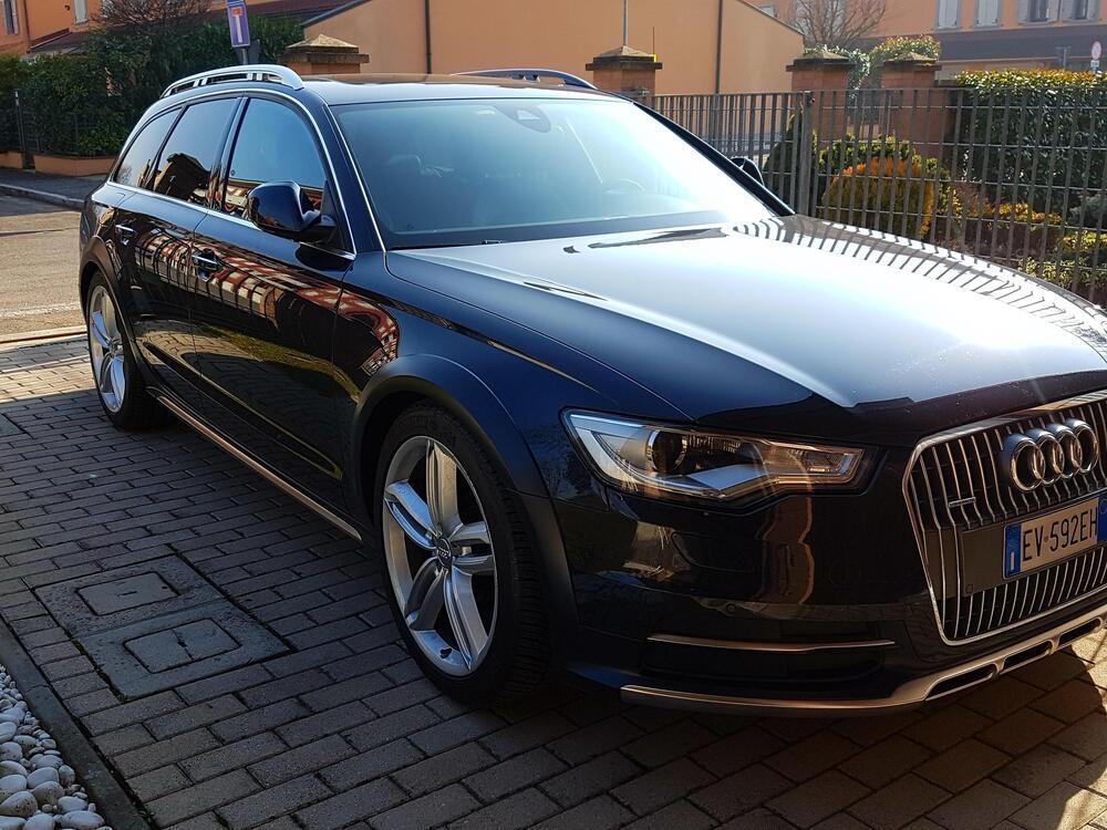 Audi A6 allroad 3.0 TDI 245CV clean diesel S tronic Business plus del 2014 usata a Castel Maggiore