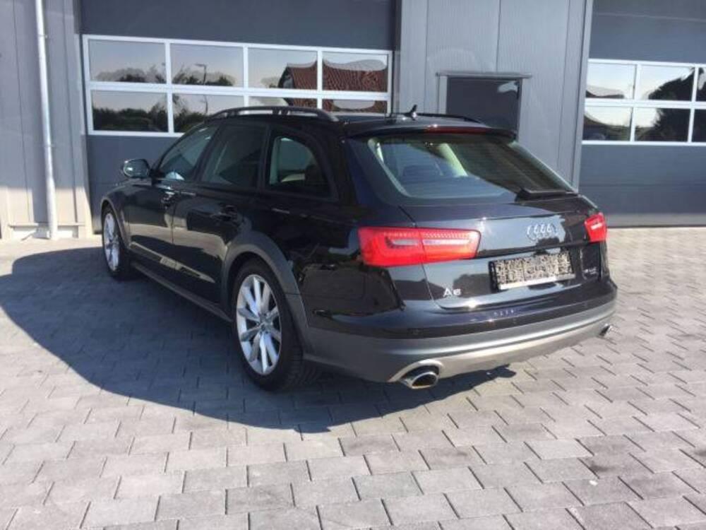 Audi A6 Allroad 3 0 Tdi 245 Cv S Tronic 01 2014 12 2014 Prezzo E Scheda Tecnica Automoto It
