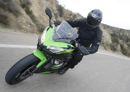 Kawasaki Ninja 650 2017. Sportiva per tutti