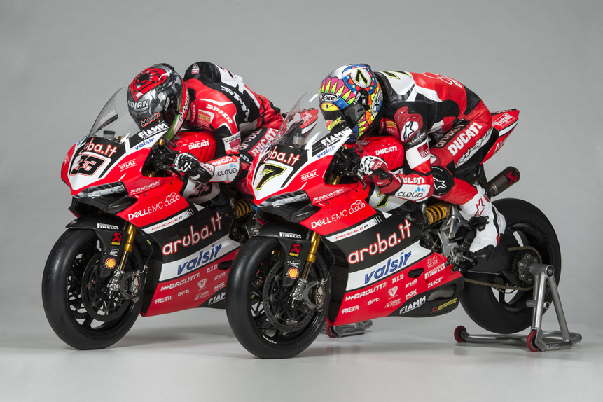 La presentazione del team Aruba.it Racing Ducati 2017 (5)