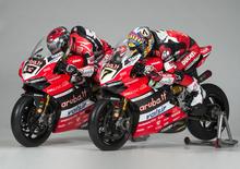 La presentazione del team Aruba.it Racing Ducati 2017