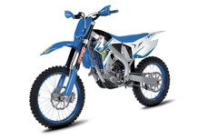 Tm Moto MX 300 F