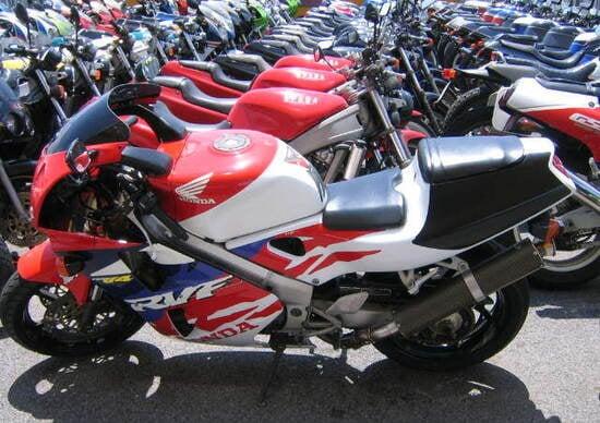 Vendita moto usate: in calo a gennaio