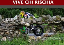 Libri per motociclisti: Tourist Trophy. Vive chi rischia