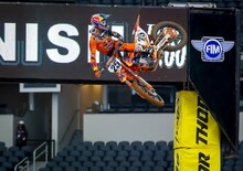 AMA Supercross, round 6: Arlington