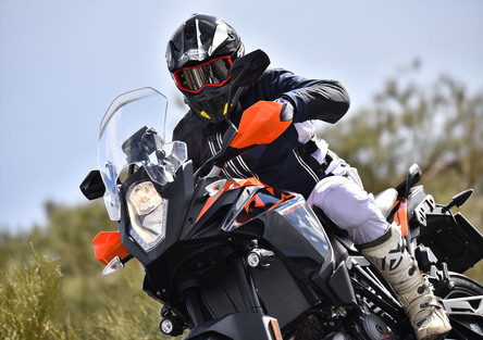 KTM 1090 Adventure 2017. Che botta di cavalli!