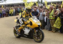 Yamaha Racing, 60 anni a Goodwood con Valentino