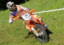 Trofeo enduro KTM: ad Arcugnano la linea più bella