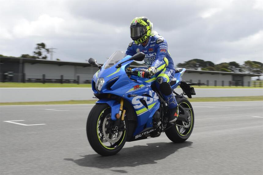 Suzuki GSX-R1000R: Iannone e Rins a Phillip Island [gallery] (5)