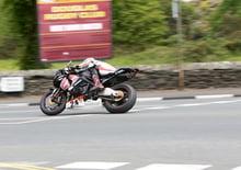 TT 2015, Jamie Hamilton in lento miglioramento