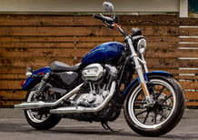 Harley-Davidson XL 883L 883 SuperLow