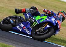 Test MotoGP 2017 a Phillip Island. Day2