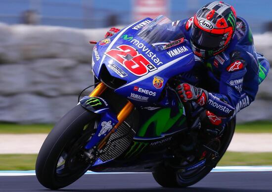 Test MotoGP 2017 a Phillip Island. Day3