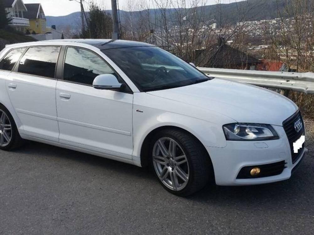 Audi a3 sportback usata 2009 prezzo