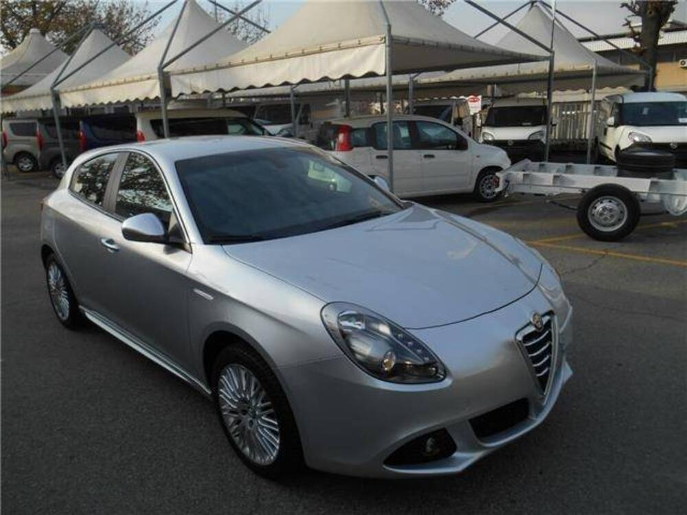 Alfa Romeo Giulietta 1.4 Turbo 170 cv - Auto.it