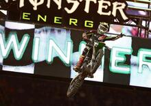 AMA Supercross, round 7: Minneapolis
