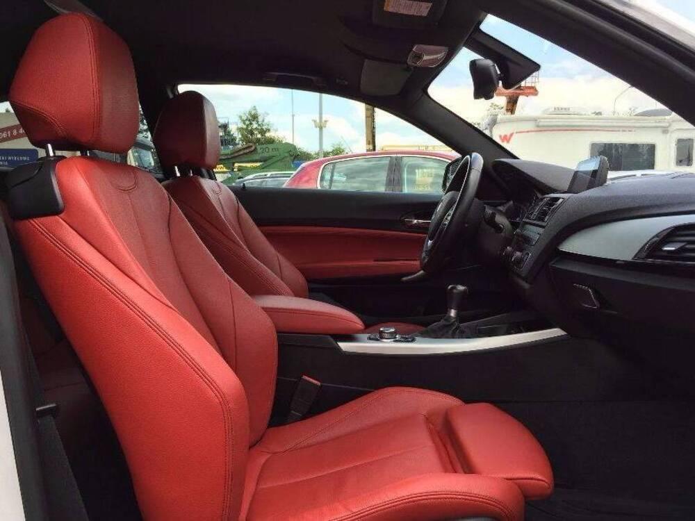 BMW Serie 1 120d 5p. Msport del 2013 usata a Resana