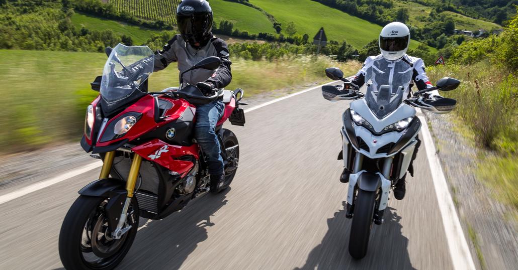 Bmw Gs  Vs Ducati Multistrada Vs Bmw Xr