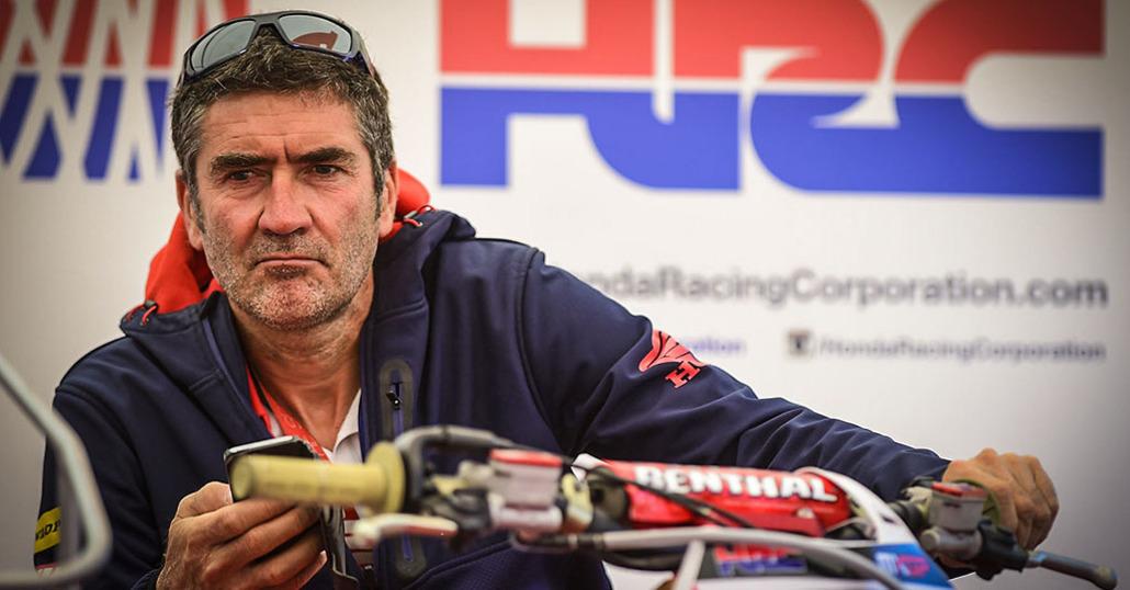 """Jean Michel Bayle: """"Bisogna avere la mentalità del campione"""""""
