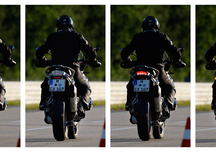 BMW introduce la Dynamic Brake Light