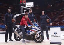 I campioni dell'AE7 Emporio Armani e BMW Milano