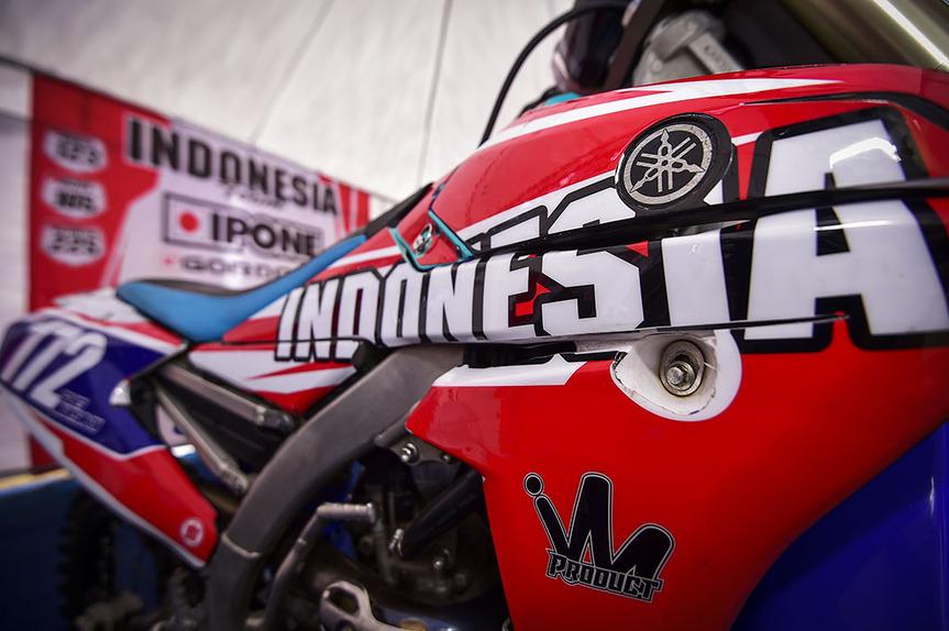 MXGP 2017. Le foto più spettacolari del GP d'Indonesia (3)