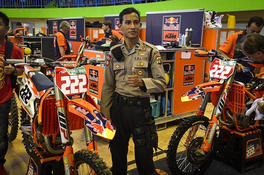 MXGP 2017. Le foto più spettacolari del GP d'Indonesia (5)