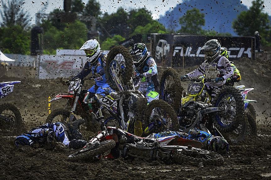 MXGP 2017. Le foto più spettacolari del GP d'Indonesia