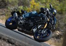 Yamaha MT-10 SP e Tourer Edition 2017. Doppio volto