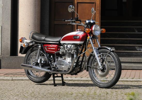 Restaurando, terza puntata: Yamaha XS2 650