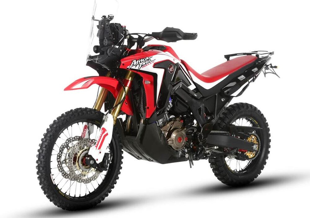 honda africa twin rally dct 2017 prezzo e scheda tecnica. Black Bedroom Furniture Sets. Home Design Ideas