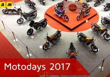 Motodays 2017. La rivoluzione delle maxi moto Anni Settanta (Video)
