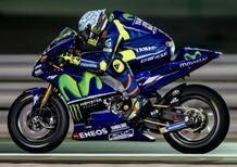 MotoGP 2017. Rossi: Fatico troppo in frenata