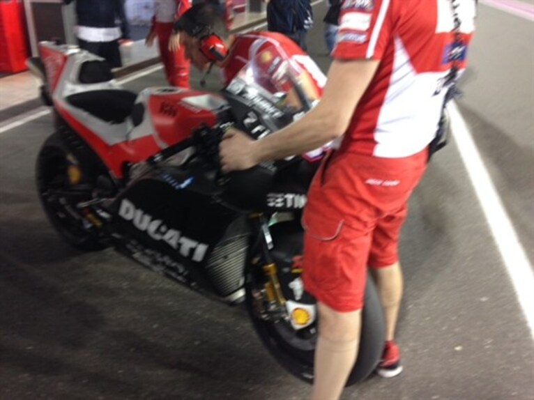 MotoGP 2017. Ducati svela le sue ali, l'Ing. Bernardelle le spiega (5)