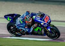 MotoGP 2017. Qatar test, Viñales è il più veloce nel Day2