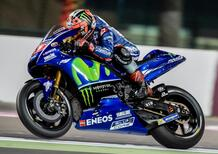 Viñales domina i test MotoGP 2017 in Qatar