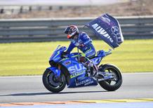 Suzuki, torna la tribuna al Mugello