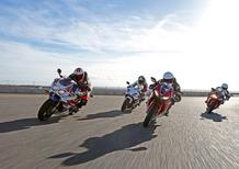 Honda CBR Fireblade e Pirelli Diablo: alla (ri)scoperta di due dinastie