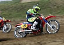 Honda CR480R e CR500R. Test Motocross Epoca