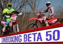 Beta RR Enduro 50 Racing. Cinquantino da sogno!